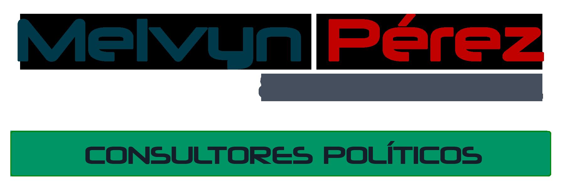 Melvyn Pérez – Consultores Políticos en la República Dominicana