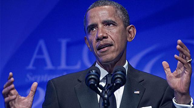 Barack Obama - cierre del gobierno
